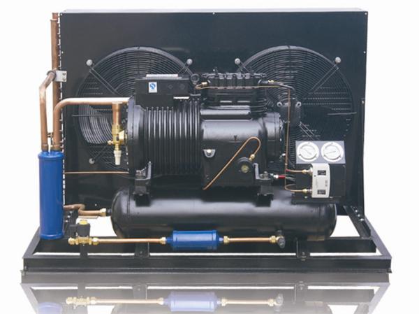 制冷压缩机风冷机组  详情咨询: 产品介绍    冷库制冷机组|风冷机组
